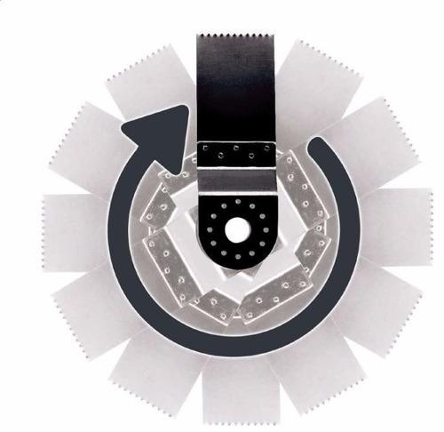 sierra oscilante multicortadora einhell 200w + 12 accesorios