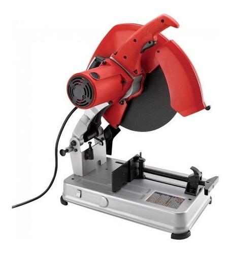 sierra sensitiva 14 + amoladora 4 1/2  milwaukee 617759g