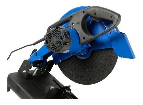 sierra sensitiva 355mm 2.7hp kld cs350plus 3 disco + mascara