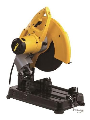 sierra sensitiva dewalt 2200w disco 355mm d28720 - rex