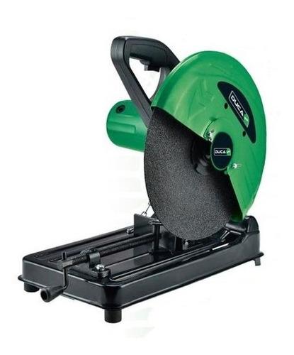 sierra sensitiva duca 355 mm - 1850 w - 5 discos de regalo!!