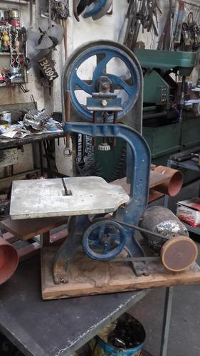 sierra sinfin de banco usada
