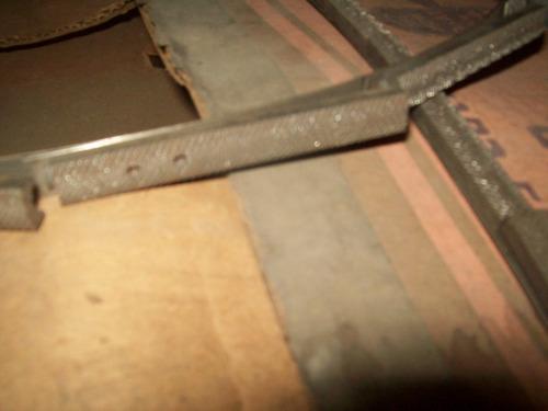 sierras para cortadora doall p/matriceria en caja.