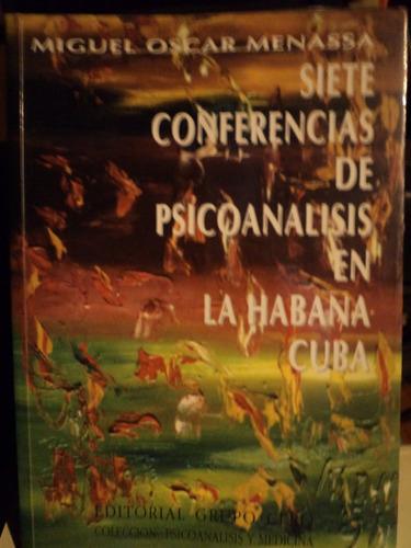 siete conferencias de psicoanalisis en la habana by thx77
