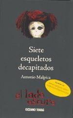 siete esqueletos decapitados(libro )