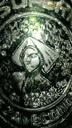 sifón antiguo