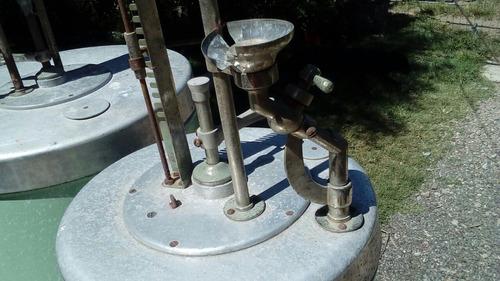 sifon banchero de aceite