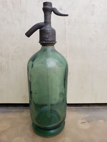 sifon botella antigua consulte envios