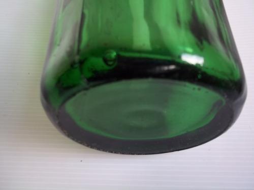 sifon verde octogonal pico estaño uruguaya bebidas sin alcoh