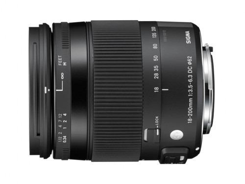 sigma 18-200mm f3.5-6.3 dc macro os hsm contemporary/nikon