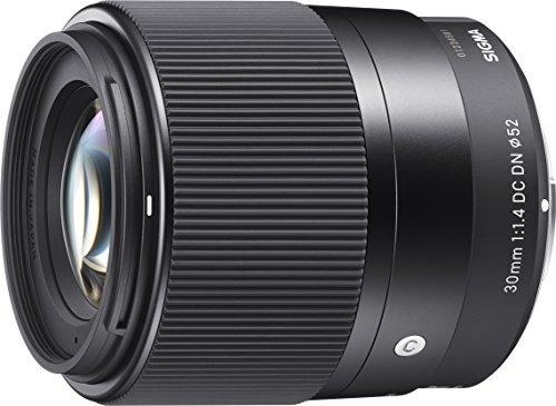 sigma 30mm f14 lente dc dn contemporánea para micro 43