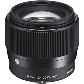 Sigma 56mm F/1.4 Dc Dn Sony E