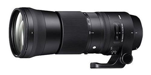 sigma 745-306 150-600mm f / 5-6.3 dg os hsm lente contempor