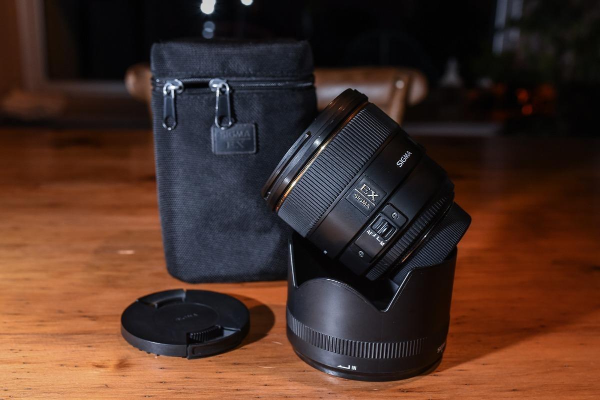 Sigma 85mm F 14 Ex Dg Montura Nikon 4000000 En Mercado Libre Hsm For Cargando Zoom