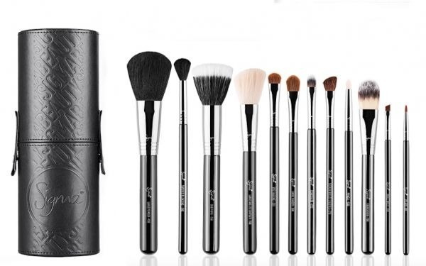 5d738024d Sigma Beauty Set Brochas Essential Brush Kit Cilindro - $ 3,650.00 ...