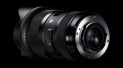 sigma lente 18-35mm f/1.8 dc hsm art p/sony a