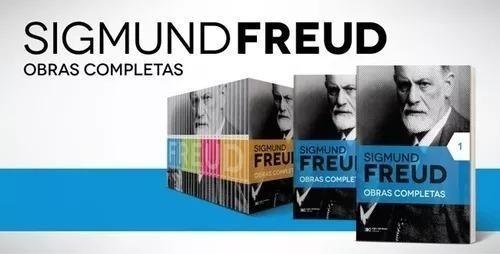 sigmund freud - obras completas - sigloxxi - 25 tomos nuevos