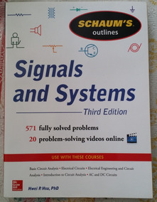 Signals And Systems, 3rd Edition (schaum's Outlines) - Usado