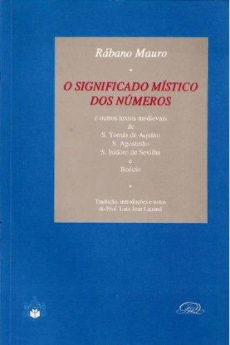 significado místico número rabano mauro filosofia matematica