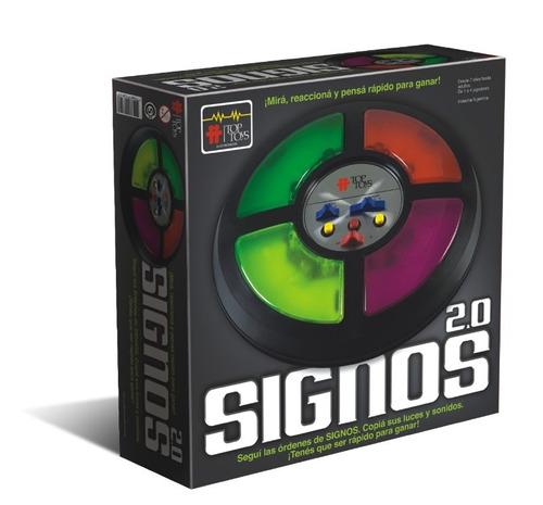 signos 2.0 juego de mesa top toys