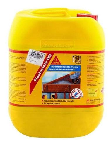 sika plastocrete dm 20kg sika 103002