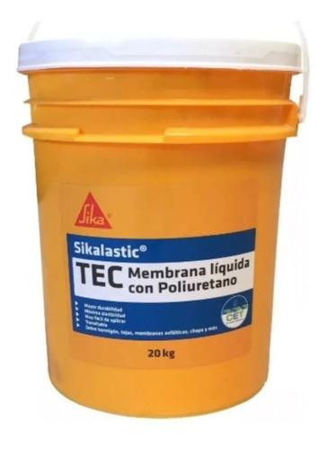 sikalastic tec membrana liquida poliuretano(simil 560)