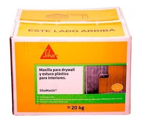 sikamastic en caja * 20kg sika 218046