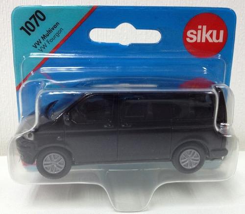 siku 1070  1:55 volkswagen multivan (furgão)