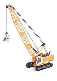 Siku # 3536 Liebherr Excavadora De Cable Y Almeja 1/50