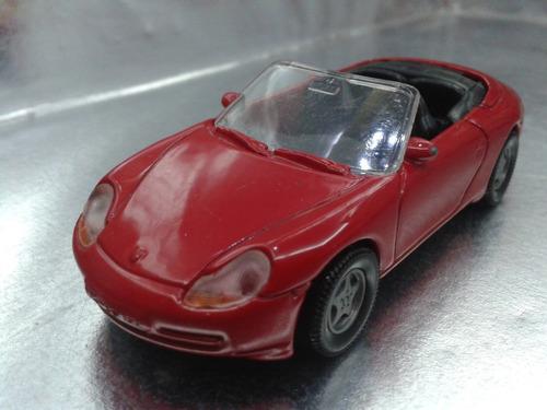 siku - porsche 911 cabrio 2