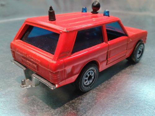 siku - range rover  made in w. germany
