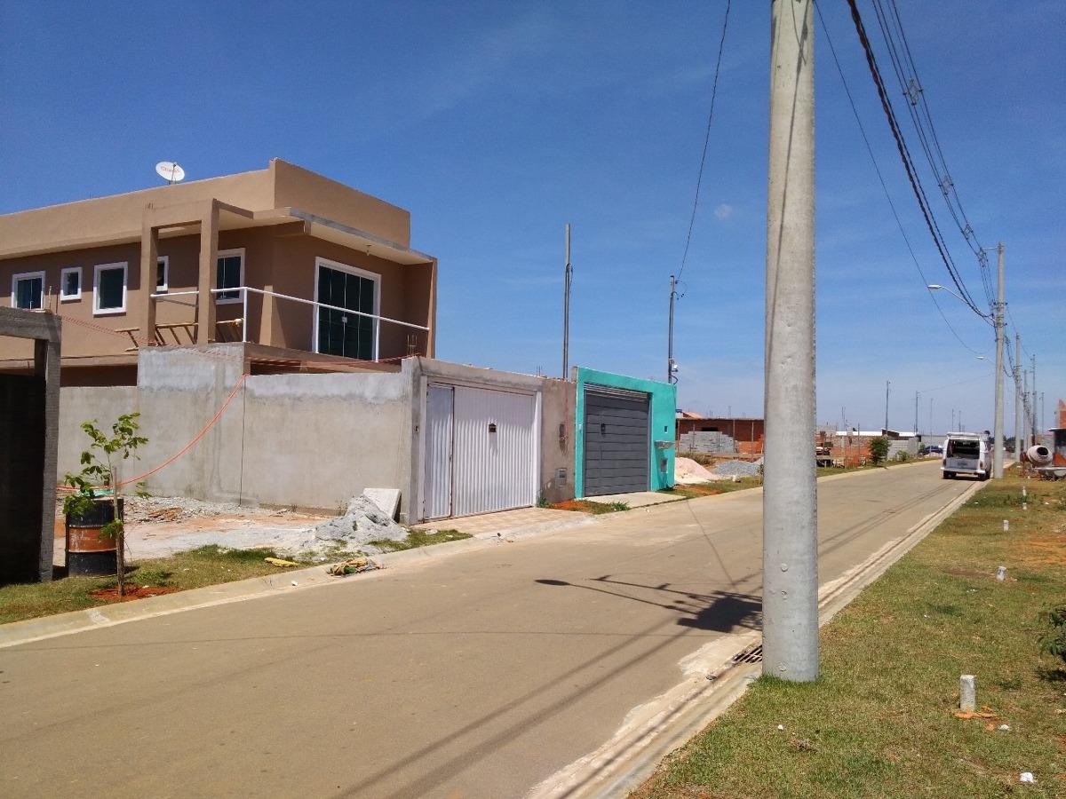sil - lotes 150m2-180 meses p/ pagar-prontos p/ construir