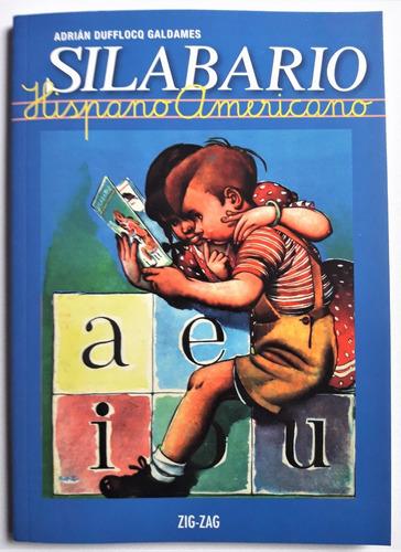 silabario hispanoamericano - clásico a color - edit zig zag