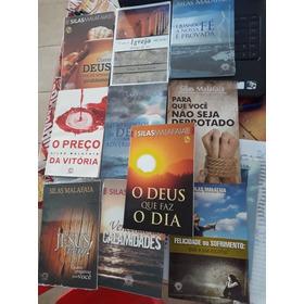 Silas Malafaia - Kit Com 50 Livros Novos E Lacrados