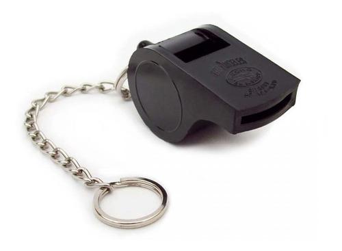silbato de lujo  para vigilancia/transito con cadena