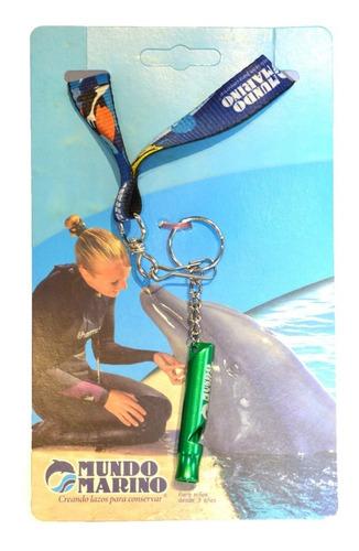 silbato entrenador mundo marino