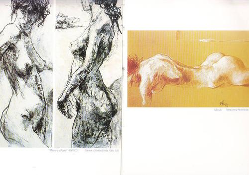 silberstein catálogo 2001 artes plásticas