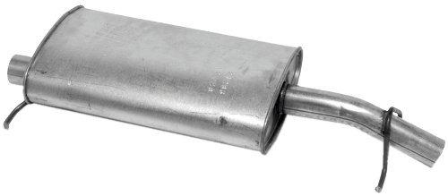 silenciador de acero inoxidable quiet-flow andador 21283