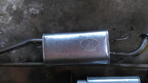silenciador de aveo orijinal marca krusco