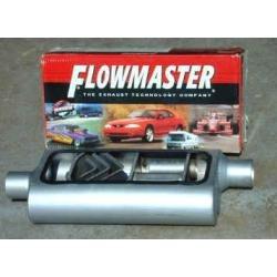 silenciador deportivo flowmaster! potencia +hp +torque!!!!!!