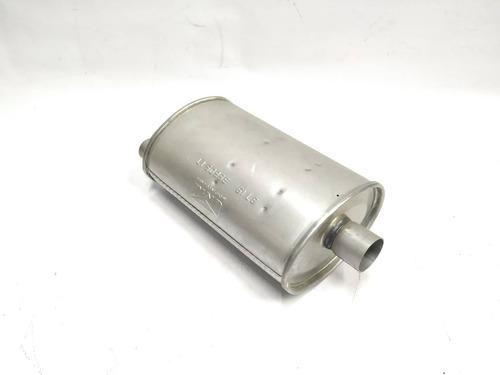 silenciador exosto mofle mazda 323 aluminizado