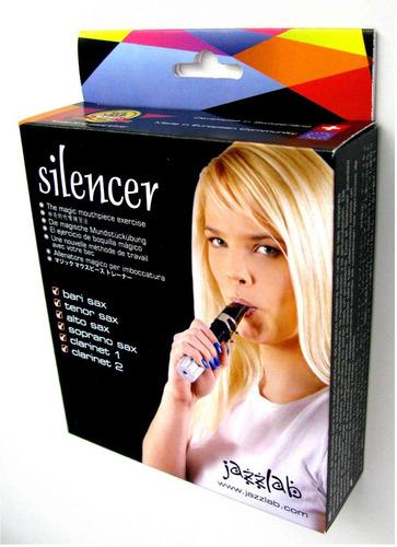 silenciador sordina de saxo jazzlab