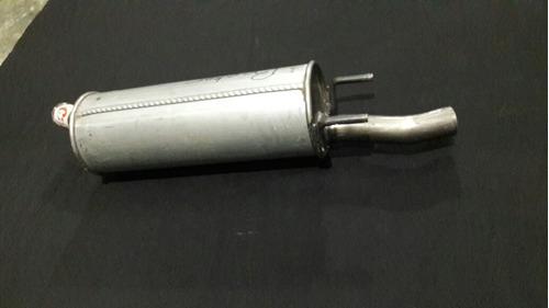 silenciador trasero chevrolet corsa 1.6 nafta / diesel