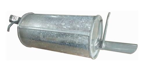 silenciador trasero ford ka 1.3 97/99