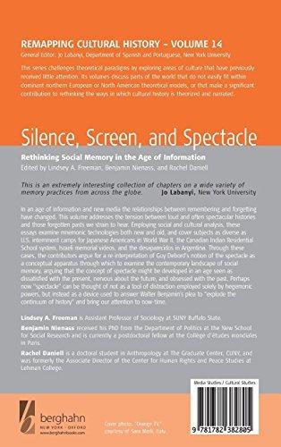 silencio, pantalla y espectáculo: repensando la memoria