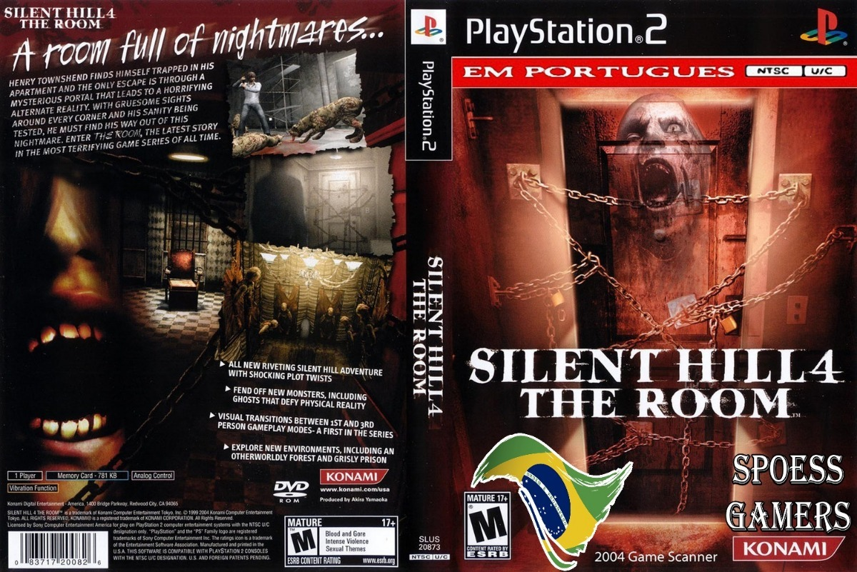silent hill 4 the room ps2 cheats