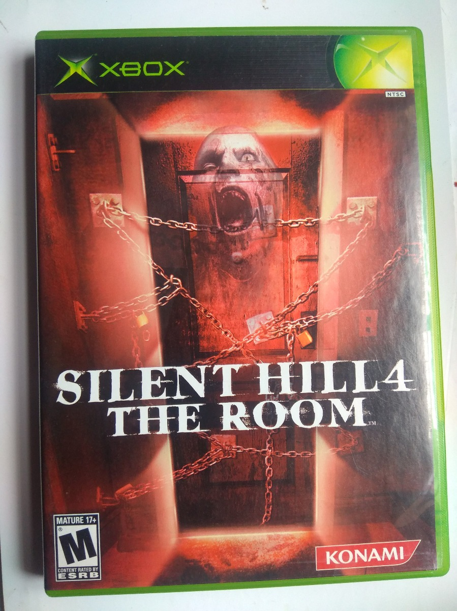 Silent Hill 4 The Room Xbox