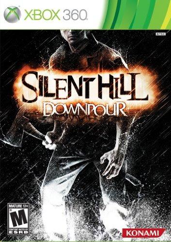 silent hill downpour - xbox 360