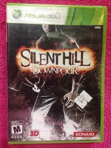 silent hill downpour xbox 360 compatible xbox one sellado