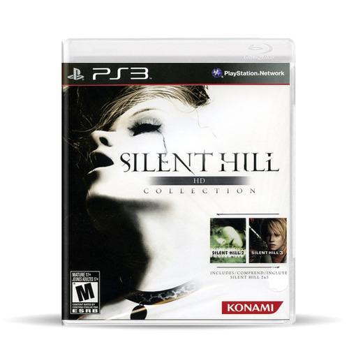 silent hill hd collection (nuevo) ps3 físico, macrotec
